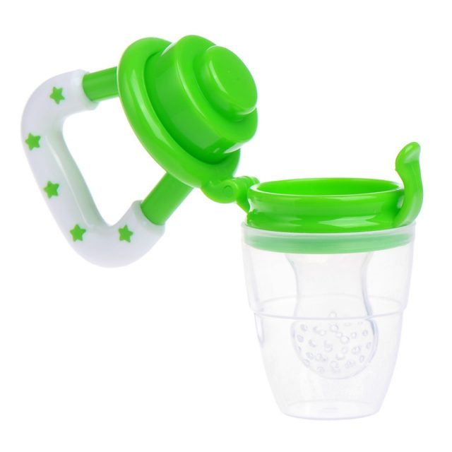 Cute Convenient Safe Silicone Baby Feeding Nipple
