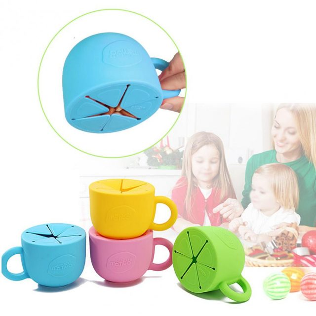 Silicone Feeding Cup for Babies