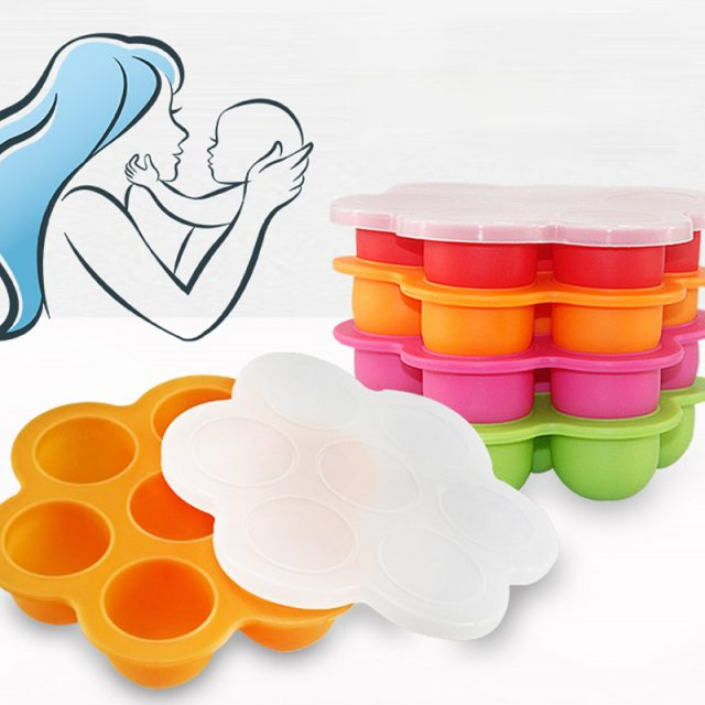 Baby Portable Food Container