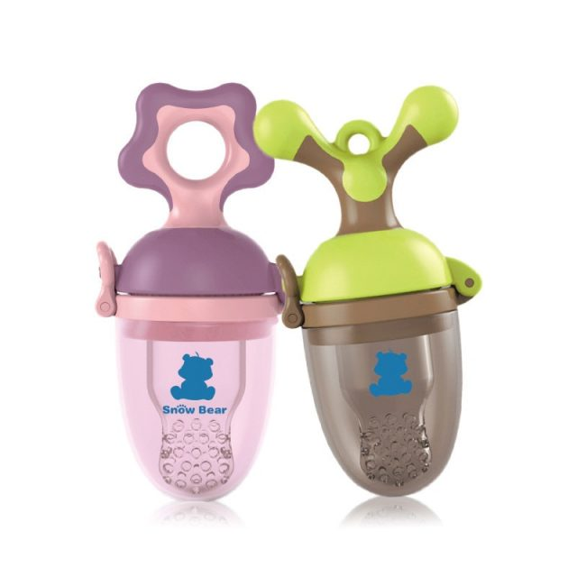 Cute Convenient Eco-Friendly Plastic Baby Food Mill