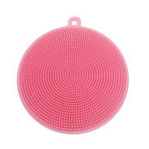 Kitchen Silicone Dish Cleaning Brushes