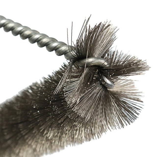 Non-Stick Metal Barbecue Brush