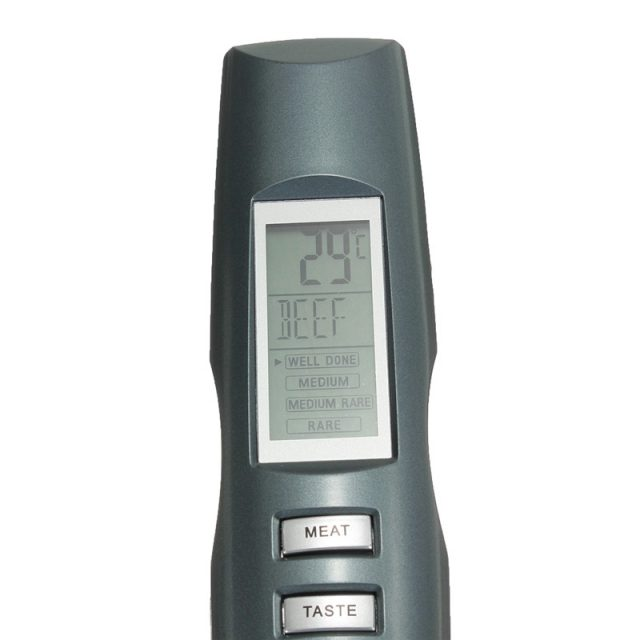 Professional Accurate Stainless Steel Digital Kitchen Thermometer
